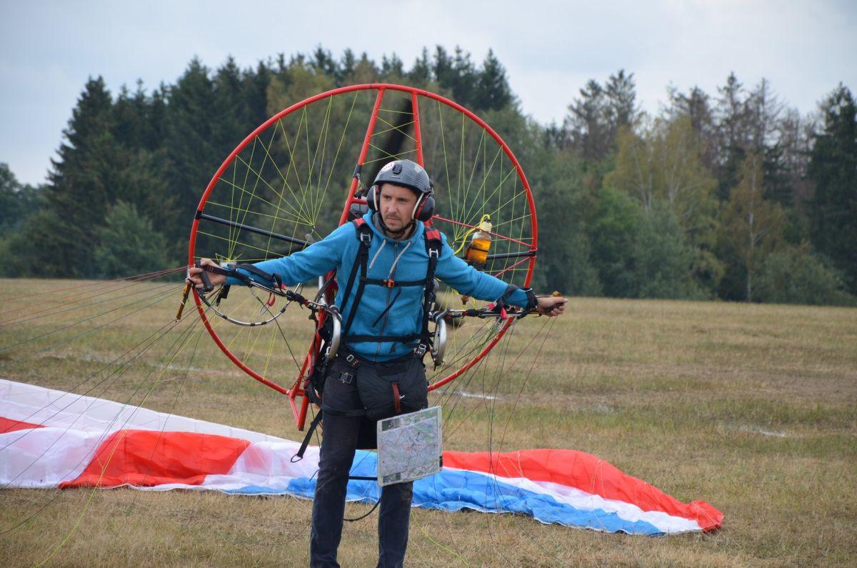 Nová soutěž v motorvém létání