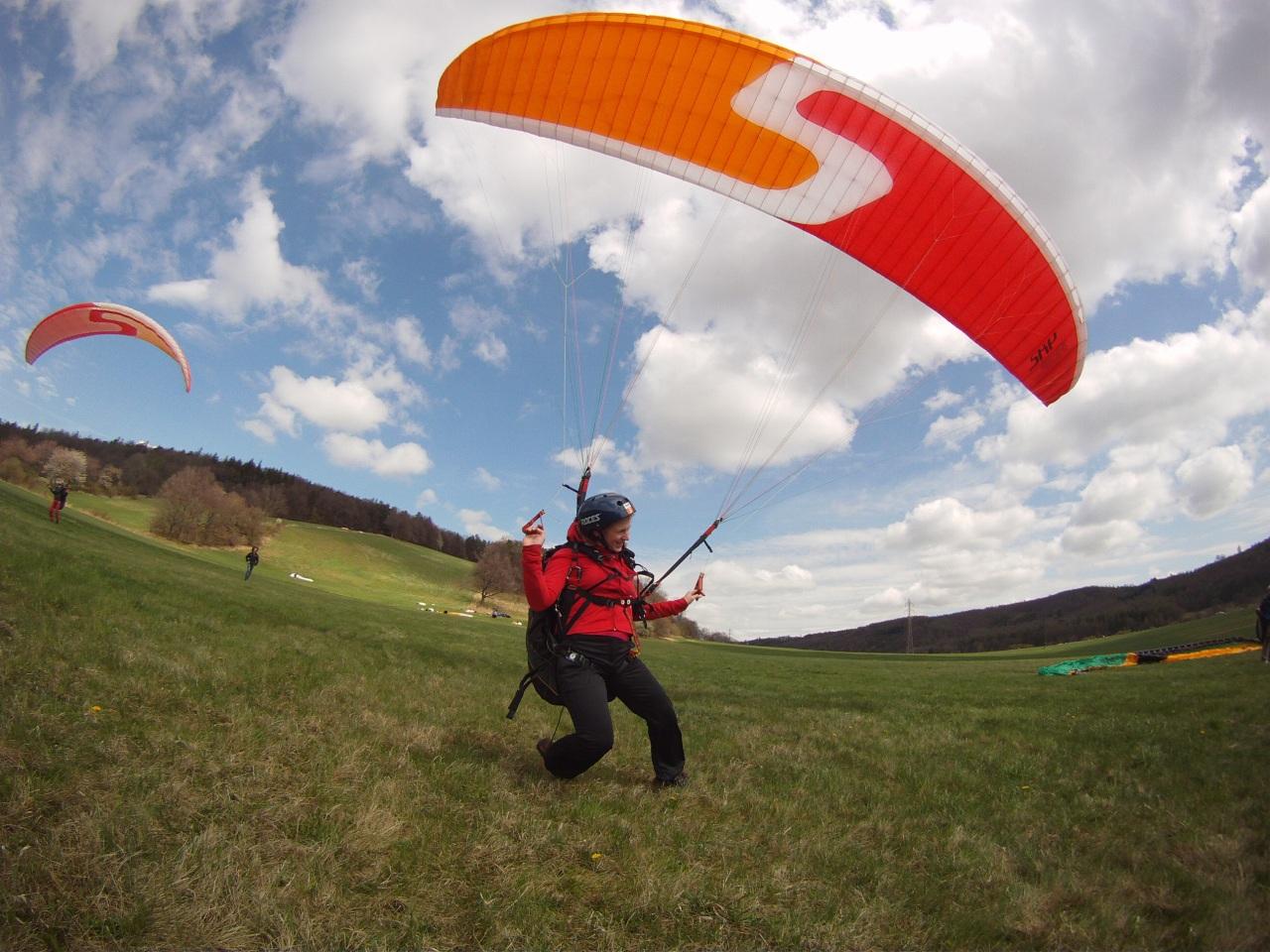 Seznamovací kurz paraglidingu 2021