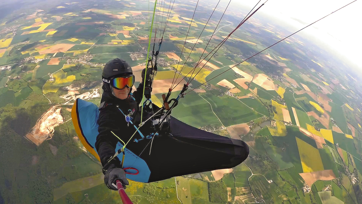 Harnesses – Sky Paragliders
